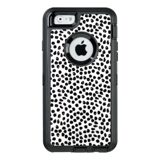 Taches d'encre - blanches/noir/Andrea Lauren Coque OtterBox iPhone 6/6s