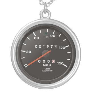 Tachymètre du classique 911 (vieille voiture à collier