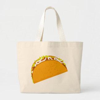 Taco délicieux grand sac