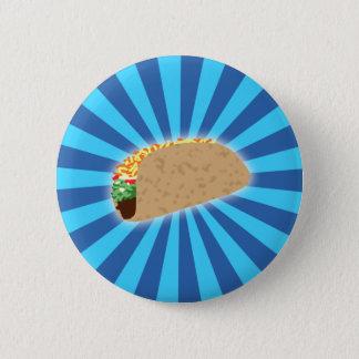 Taco en hausse pin's