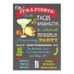 Tacos et invitation de partie de pendaison de