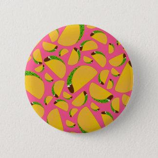 Tacos roses badge