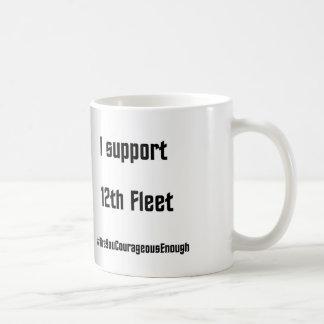 Tactique je soutiens mug