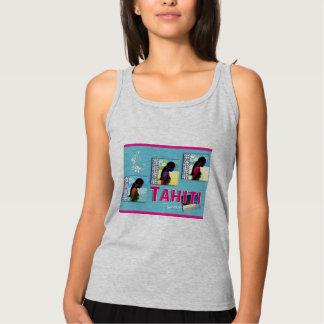 Tahiti mc débardeur basique
