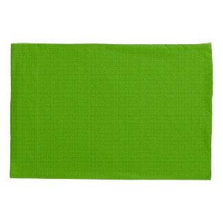 Taies d'oreiller décoratives vert clair de