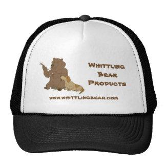 Tailler le casquette au couteau de produits d'ours