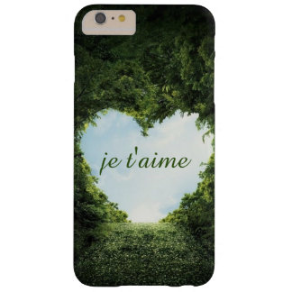 t'aime de je coque barely there iPhone 6 plus