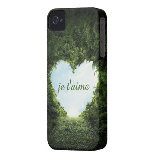 t'aime de je coque Case-Mate iPhone 4
