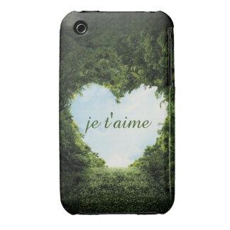 t'aime de je coque iPhone 3
