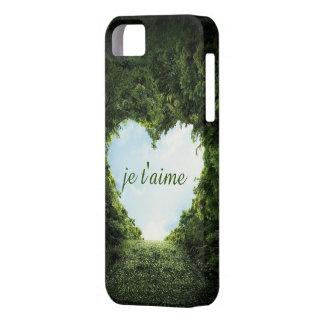 t'aime de je coque iPhone 5
