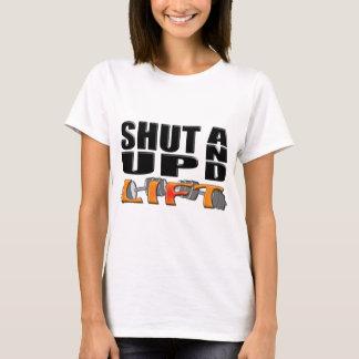 TAIS-TOI ET SOULEVEZ (la Barre-Cloche) T-shirt