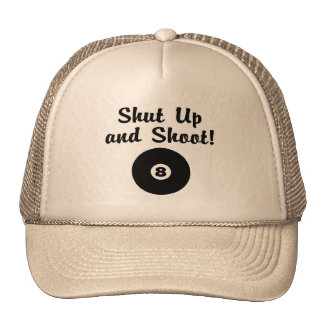 Tais-toi et tirez casquette