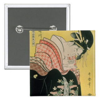 Takigawa du salon de thé, Ogi Pin's