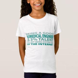 Talent biomédical de l'ingénieur 3% T-Shirt