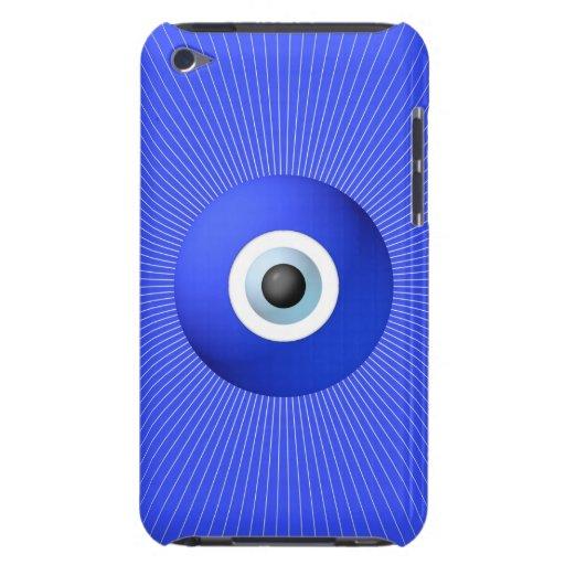 Talisman à protéger contre l'oeil mauvais étuis barely there iPod