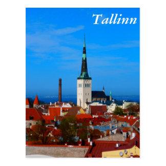 Tallinn, Estonie Cartes Postales