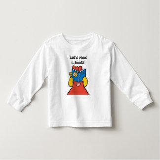 Tallulah fait un visage drôle t-shirt pour les tous petits