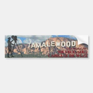 Tamalewood : Las Vegas, Nouveau Mexique Autocollant Pour Voiture