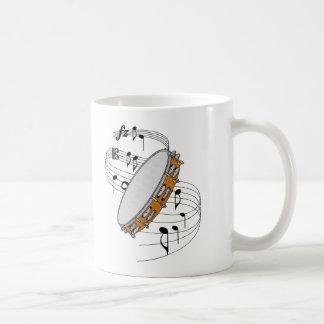 Tambour de basque mugs