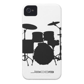 Tambours Coques iPhone 4