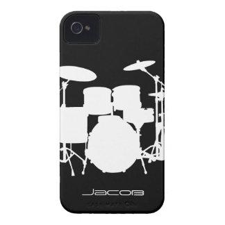 Tambours Étui iPhone 4