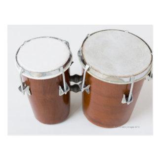 Tambours de Conga Carte Postale
