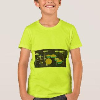Tambours et plus de tambours t-shirt