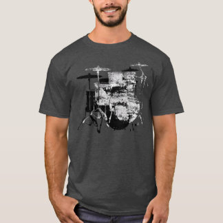 tambours sales t-shirt
