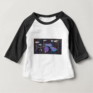 Tambours T-shirt Pour Bébé