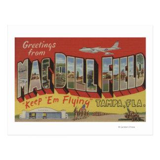 Tampa, la Floride - salutations de gisement Carte Postale