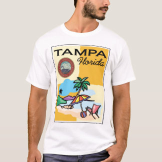 Tampa la Floride T-shirt