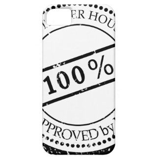 Tampon Approved by Maker iPhone 5 Case