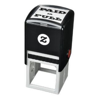 Tampon Auto-encreur Payé entièrement Auto-Encrer le timbre