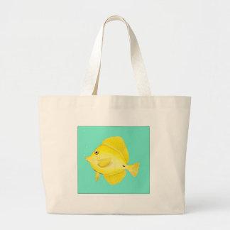 Tang jaune grand sac