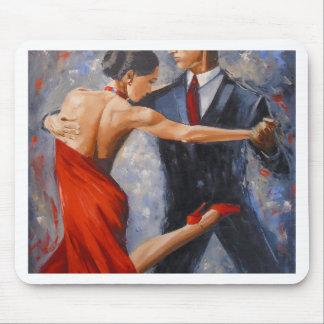 Tango argentin tapis de souris