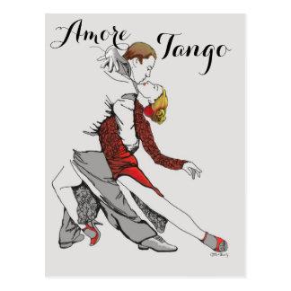 Tango d'Amore Cartes Postales