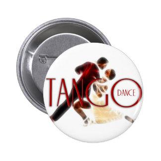 Tango Dansez rouge Pin's
