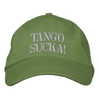 Tango Sucka ! Casquette Brodée