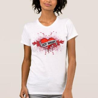 Tank chaude de maman Woman's T-shirts