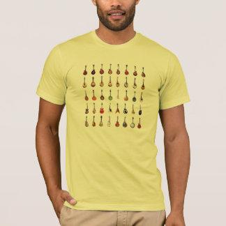 Tant de mandolines… t-shirt