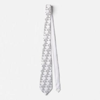Tant que j'ai un mouton je n'ayez pas besoin d'un cravate customisée