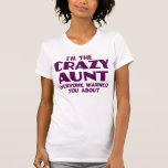 Tante folle T-shirt