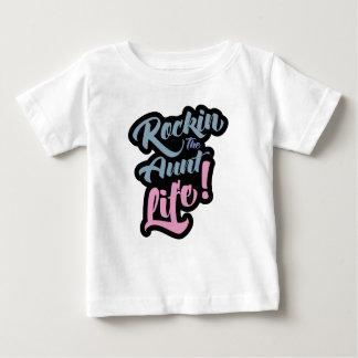 Tante Life de Rocking T-shirt Pour Bébé