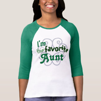 Tante préférée T-shirt