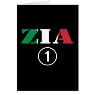 Tantes italiennes : L'ONU de Zia Numero Cartes