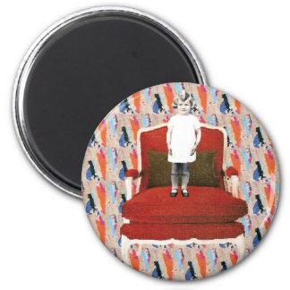 tapifauteuil copie magnet rond 8 cm