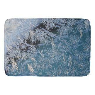 Tapis De Bain Art photographique de premier Frost hiver dur de