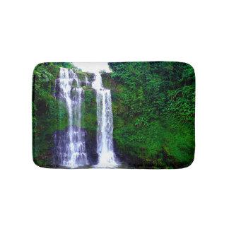 Tapis De Bain Automnes de forêt tropicale
