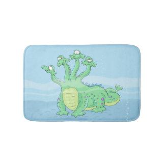 Tapis De Bain Couverture drôle de salle de bains de créature de