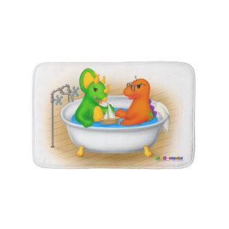 Tapis de bain de Dino-Buddies™ - baignoire drôle